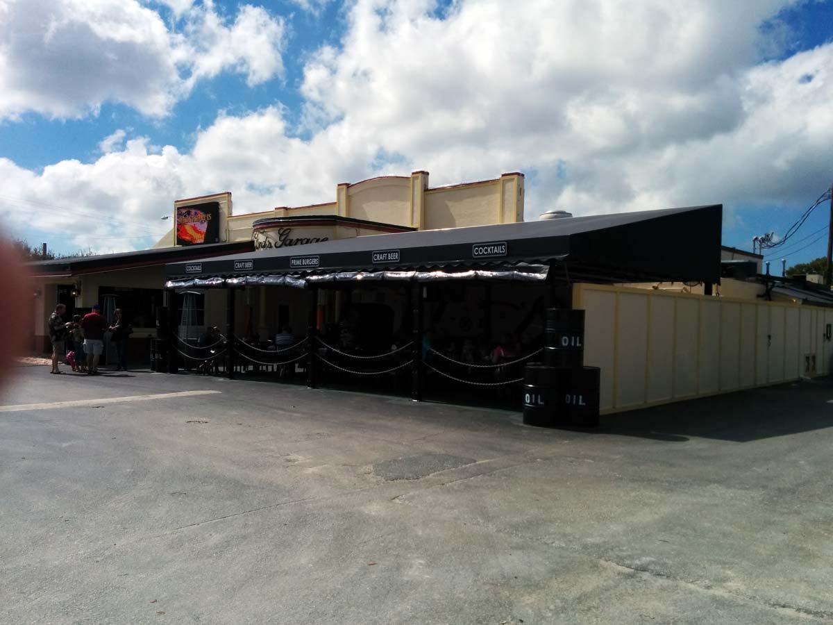 Fords Garage Building