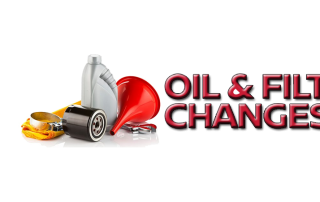Oil & Filter Changes