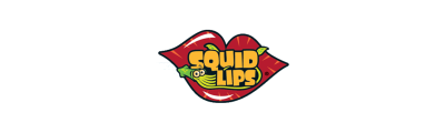 Squid Lips Over Water Grill