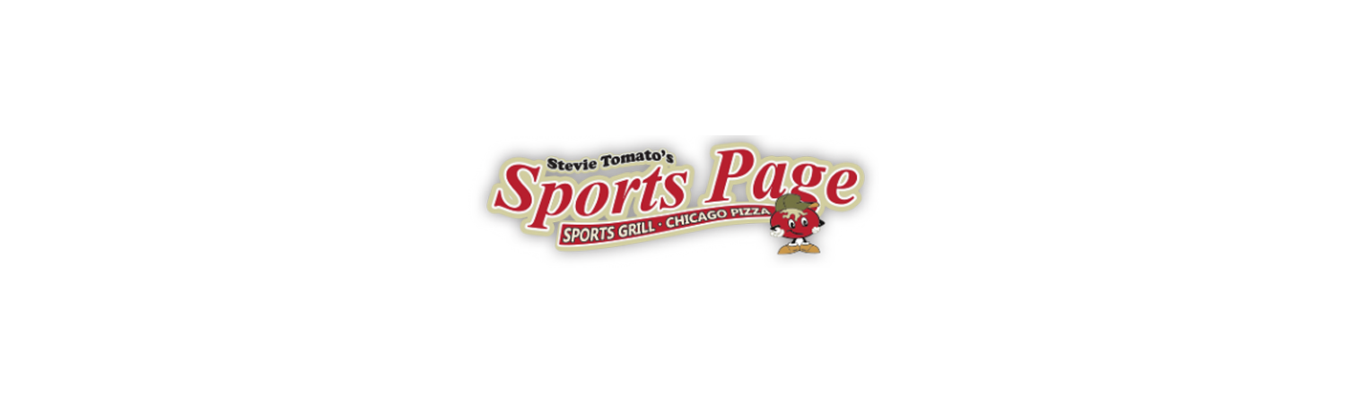 Stevie Tomato's Sports Page Sports Grill - Chicago Pizza