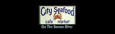 City Seafood On The Barron River