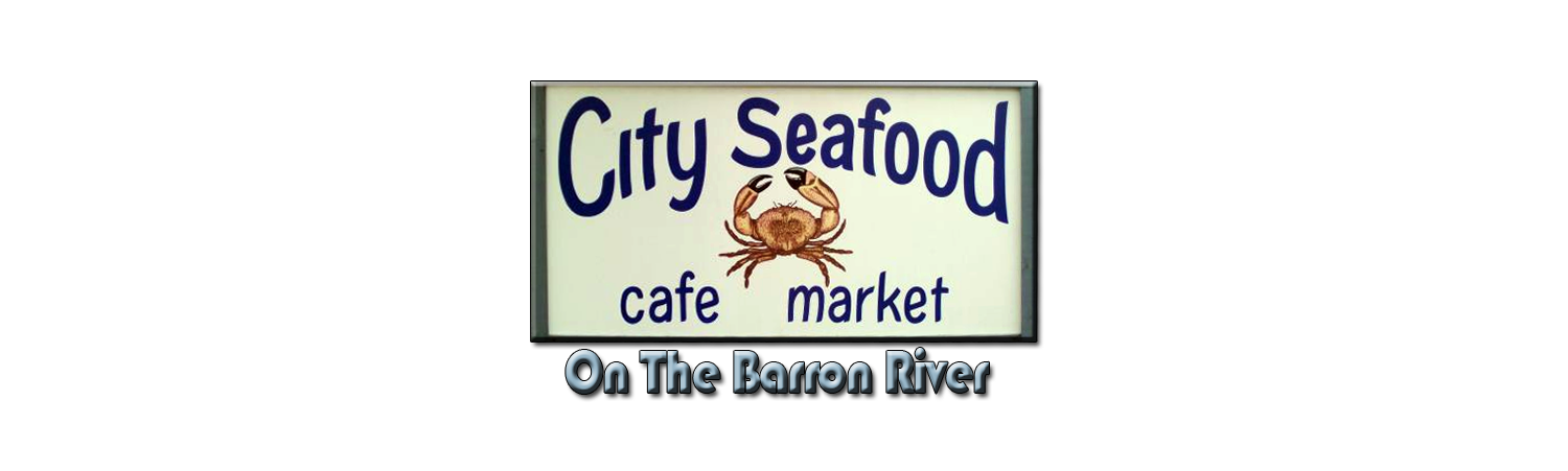 City Seafood On The Barron River