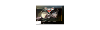 Victory Beveled Engine Covers Boxed