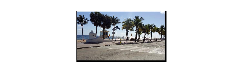 Fort Lauderdale Beach Road