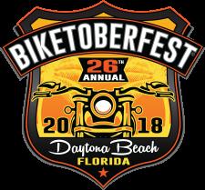 2018 Biketoberfest Daytona Beach, FL