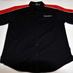 Victory Motorcycles Dealer Pit Shirt Front